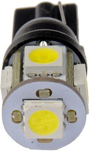 94761-5 – Replacement LED Bulb, White, Wedge Base, 2W