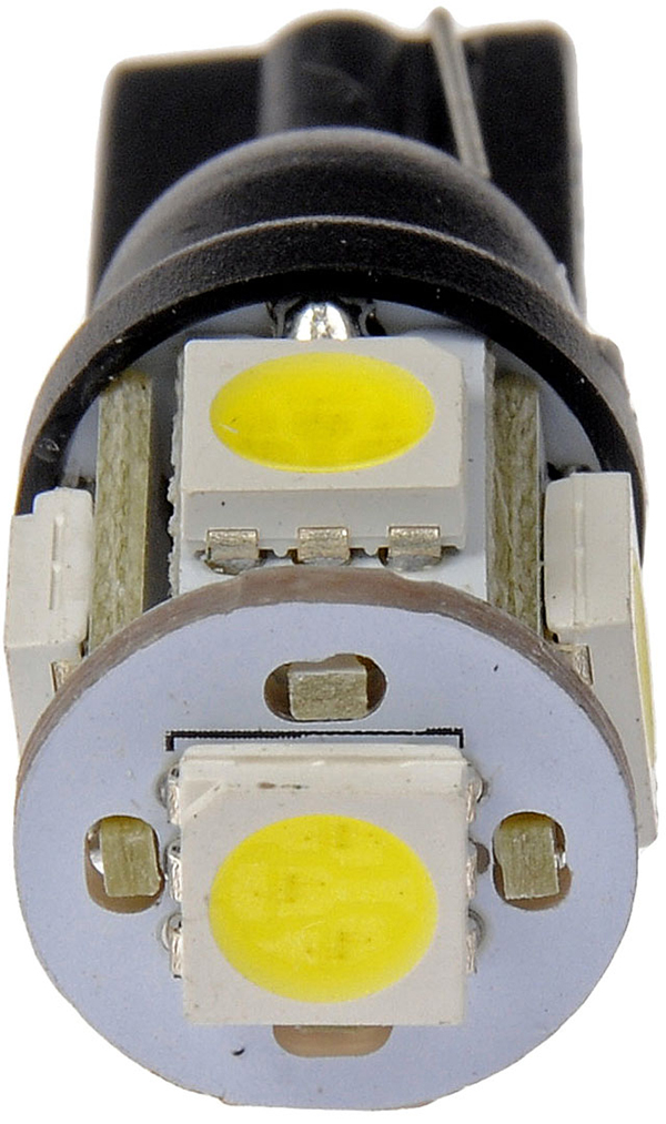 Grote Industries - 94761-5 – Replacement LED Bulb, White, Wedge Base, 2W