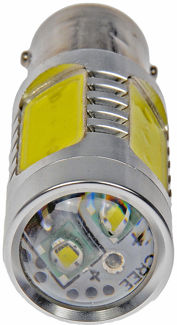 Grote Industries - 94801-5 – Replacement LED Bulb, White, Bayonet Base, 16W