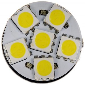 94851-4 – Replacement LED Bulb, White, Wedge Base, 4.8W