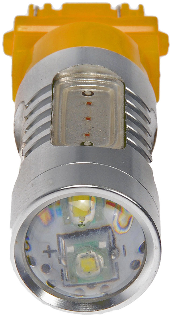 Grote Industries - 94860-5 – Replacement LED Bulb, White / Amber, Wedge Base, 16W