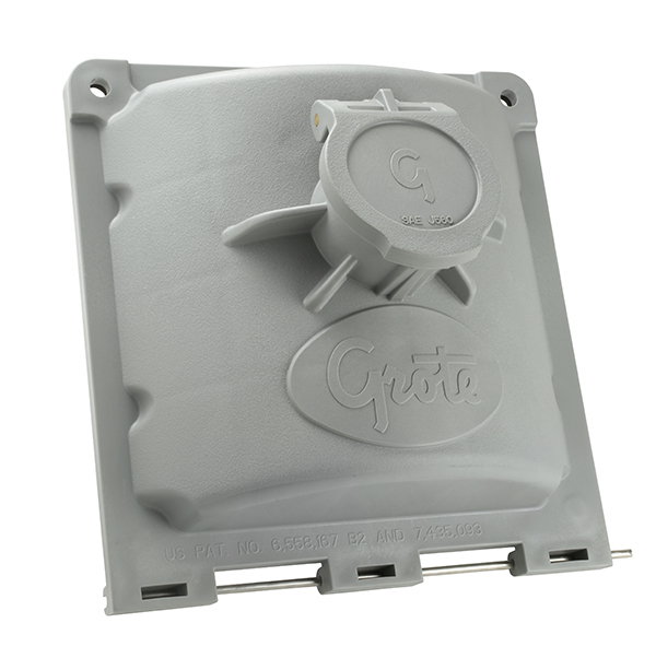 Grote Industries - 97831 – Nose Box Front Cover, Replacement for 87141