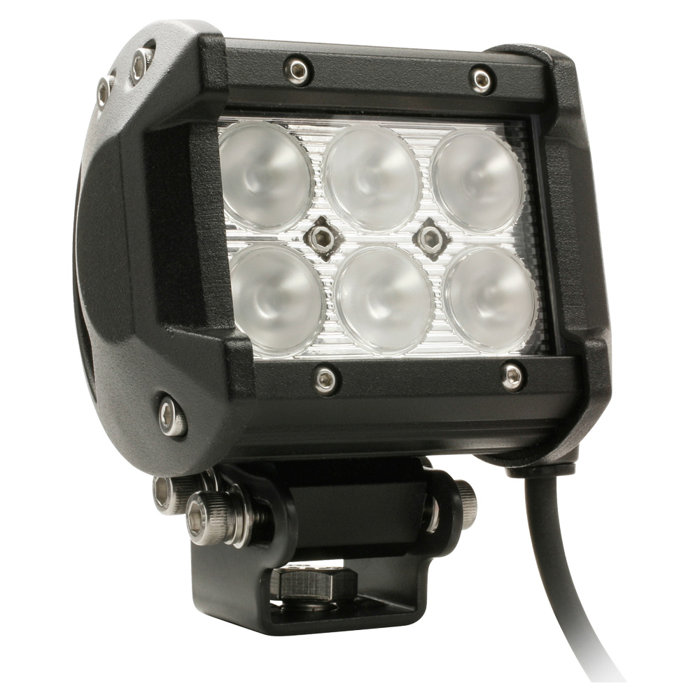 Grote Industries - BZ551-5 – BriteZone™ LED Work Light, 1200 Raw Lumens, Flood