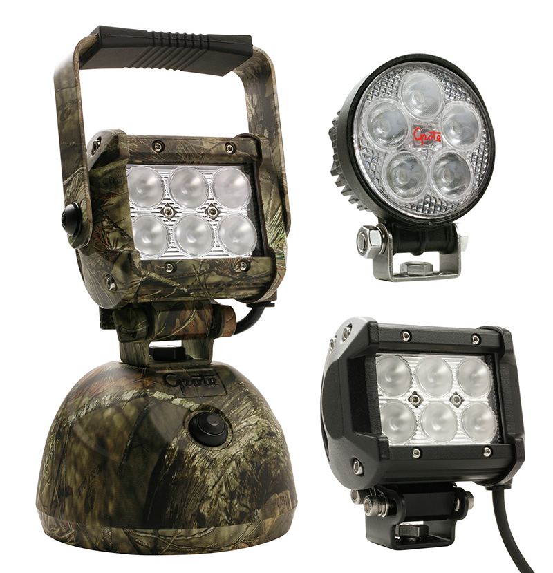 Grote Adds Mossy Oak 174 Camo Light To Britezone Line
