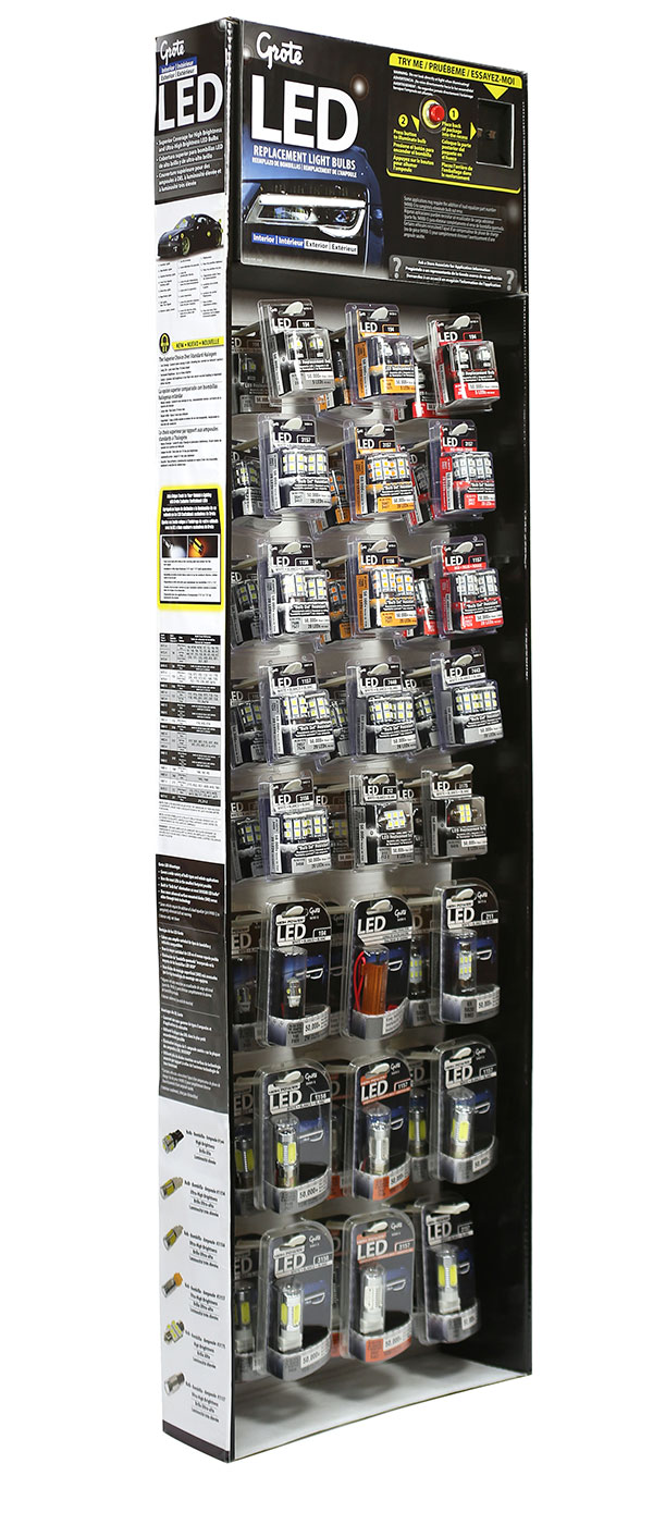 Grote Industries - 00110 – Replacement LED Bulb Display