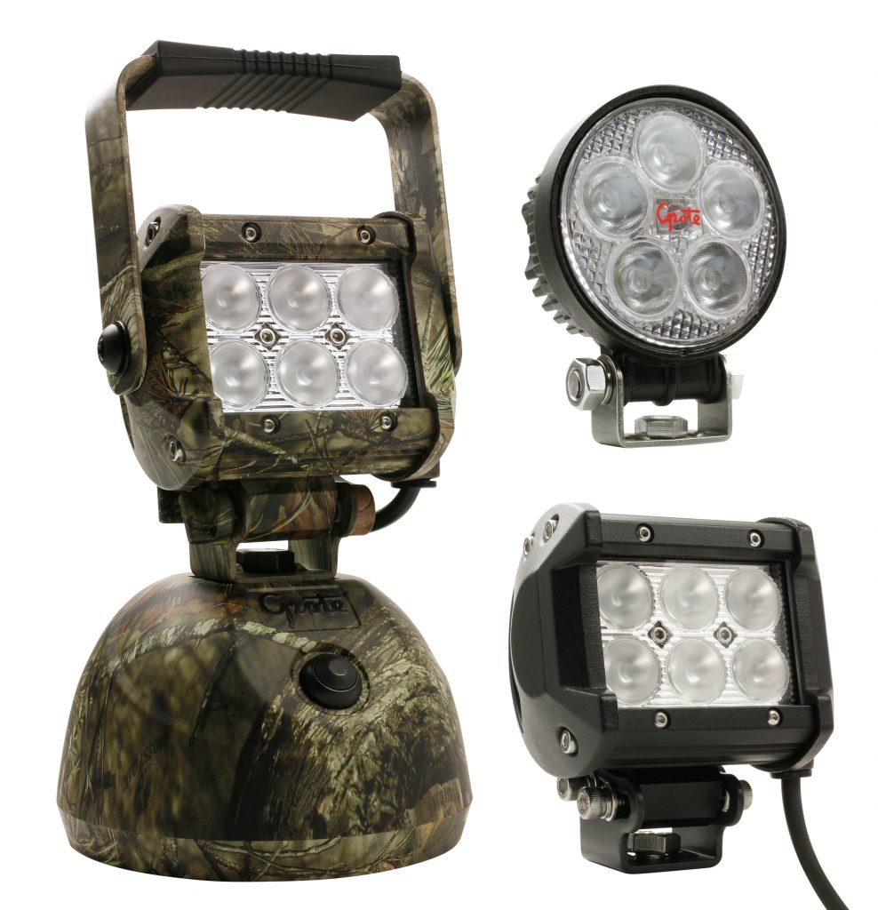 New BriteZone LED Lights