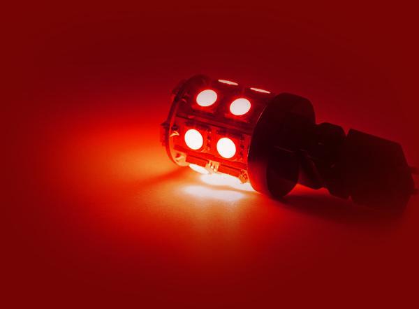 Foco LED de repuesto rojo