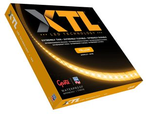 L11510803 – XTL LED Light Strips, Yellow, 11.3 in | 288 mm