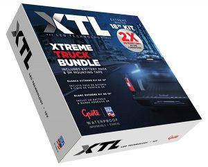 61K61 – XTL LED Technology, Task Light Kit, Extreme Truck Bundle Kit