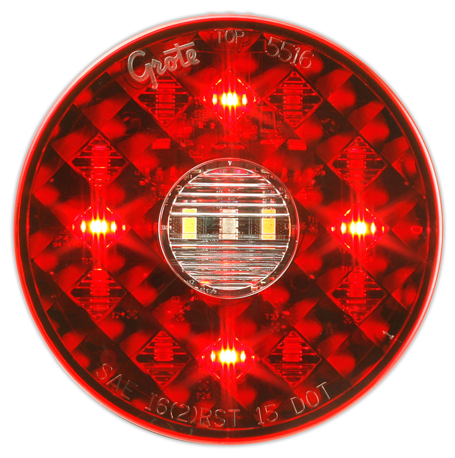 LED Stop Tail Turn light with Tail function lit