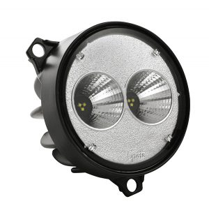 64F41- Trilliant 26 Flush Mount LED Work Light, 1000 Lumens, Far Flood