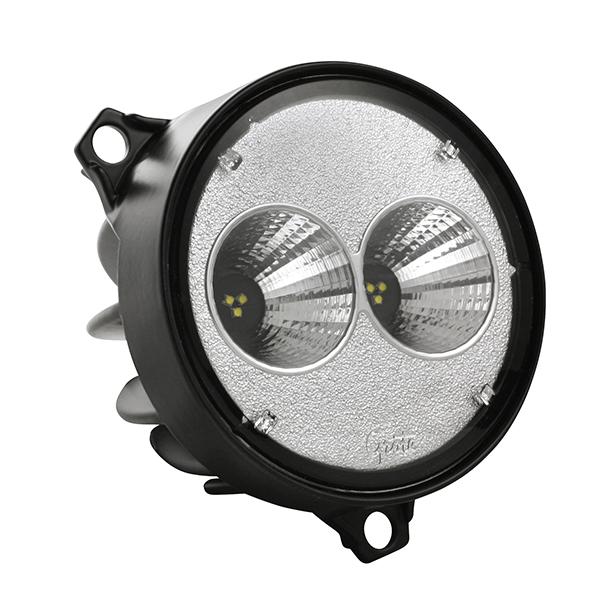 Grote Industries - 64F41 – Trilliant 26 Flush Mount LED Work Light, 1000 Lumens, Far Flood