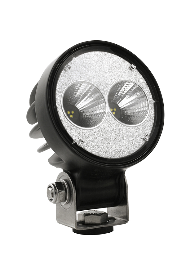 Grote Industries - 64G41 – Trilliant 26 Pendant Mount LED Work Light, 1000 Lumens, Far Flood