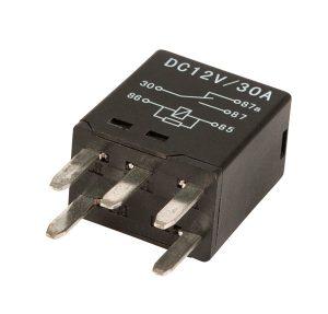 84-1077 – 5 Pin Relay, Mini Blade, 30 AMP