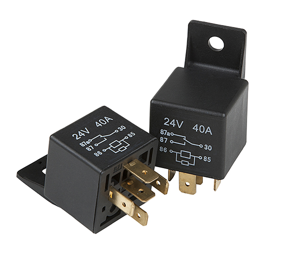 84-1093 – 5 Pin Relay, 30 AMP, 24V