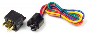 84-1094 – 5 Pin Relay & Pigtail Assembly, 30 AMP, 24V