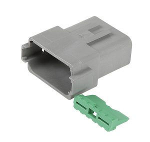 84-2494 – Deutsch – DT Series Housing & Wedgelocks, 12-Way Female Receptacle