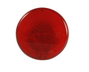 MKR4510R-PG – Choice Line Signal Lighting, 2″ Round Clearance Marker Light, Incandescent, Red