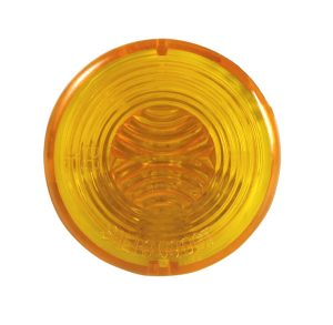 MKR4510Y-PG – Choice Line Signal Lighting, 2″ Round Clearance Marker Light, Incandescent, Yellow
