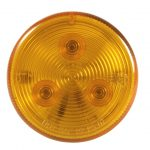 Yellow LED Marker Light