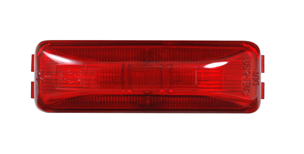 MKR4730R-PG – Choice Line Signal Lighting, Rectangular Clearance Marker Light, Incandescent, Red