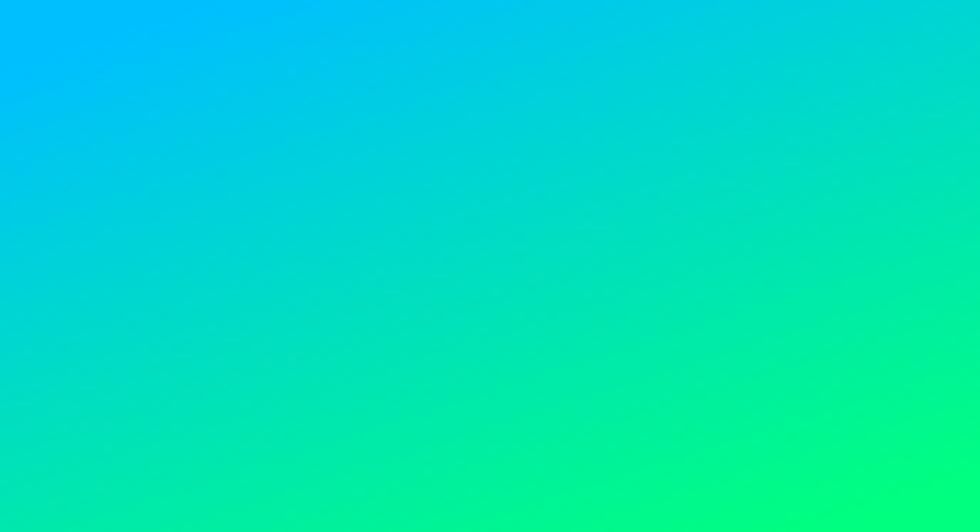 blue and green gradient background