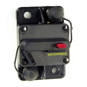 82-2247 – High Amperage Thermal Circuit Breaker, Single Rate, 50A