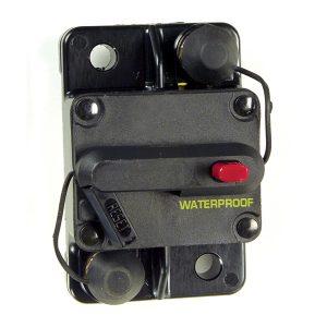 82-2247 – High Amperage Thermal Circuit Breaker, Single Rate, 50A
