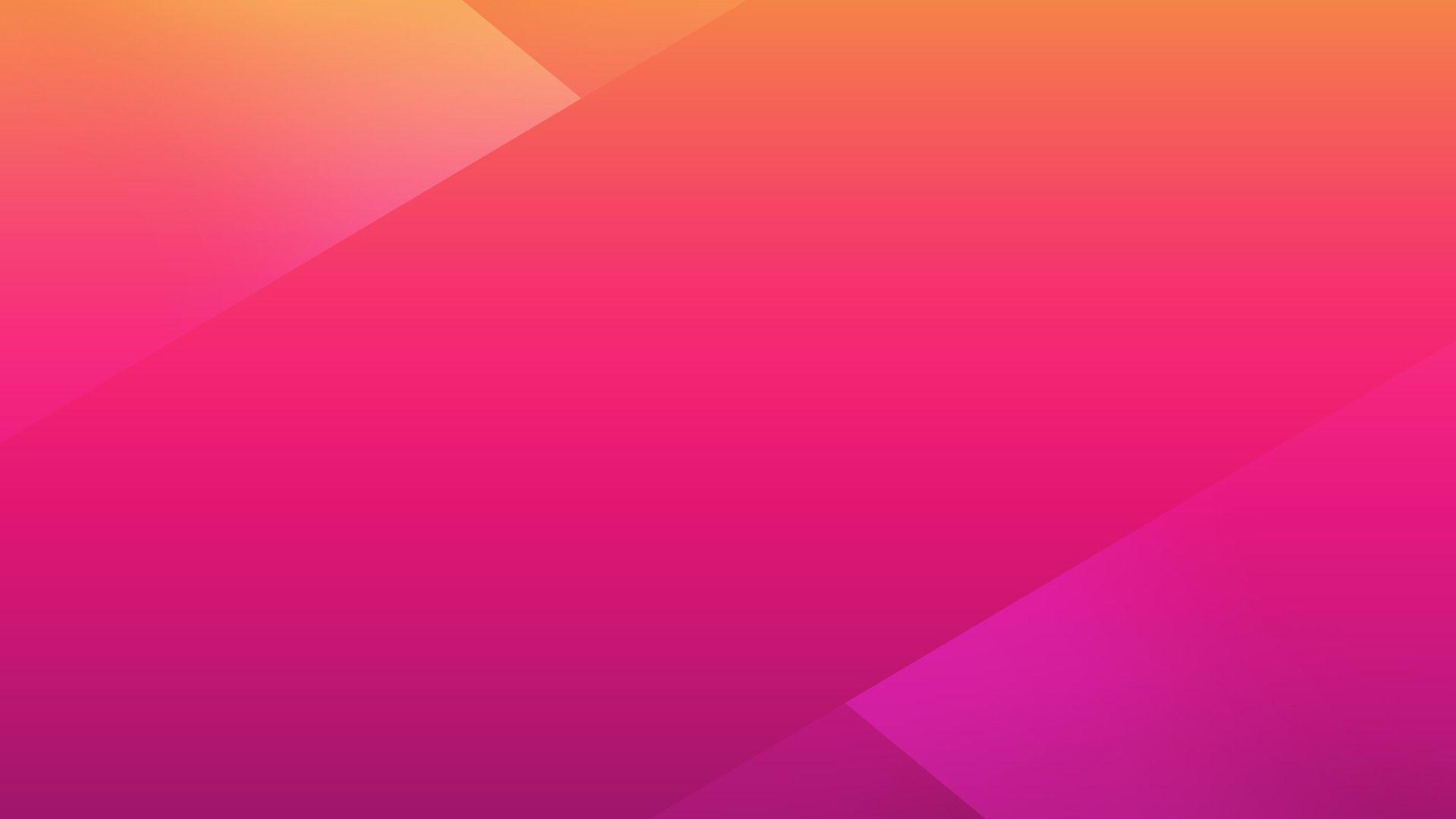 fondo rosado y naranja