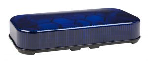 78025 – LED Mini Light Bar, Class I, Permanent Mount, Blue