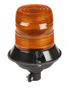 78123 – LED Beacon, Class II, DIN Mount, Amber