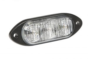 78161 – 3 Diode LED Directional Light, Class I, Surface Mount, White
