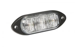 78163 – 3 Diode LED Directional Light, Class I, Surface Mount, Amber
