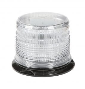 78851 – LED Beacon, Class II, Permanent Mount, Short Lens, White