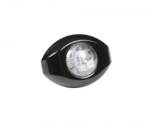 79033 – Mini LED Directional Light with Bezel, Surface Mount, Amber