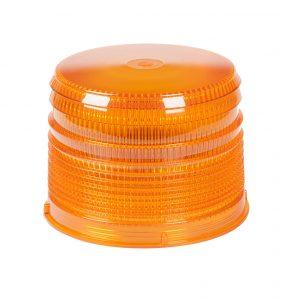98223 – Warning & Hazard LED Beacon Replacement Lens, 4″, Short, Amber