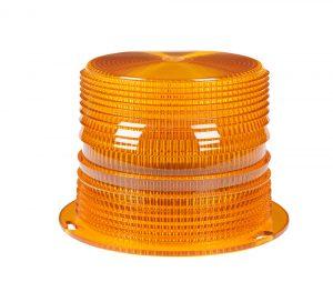 98253 – Warning & Hazard LED Beacon Internal Replacement Lens, Amber