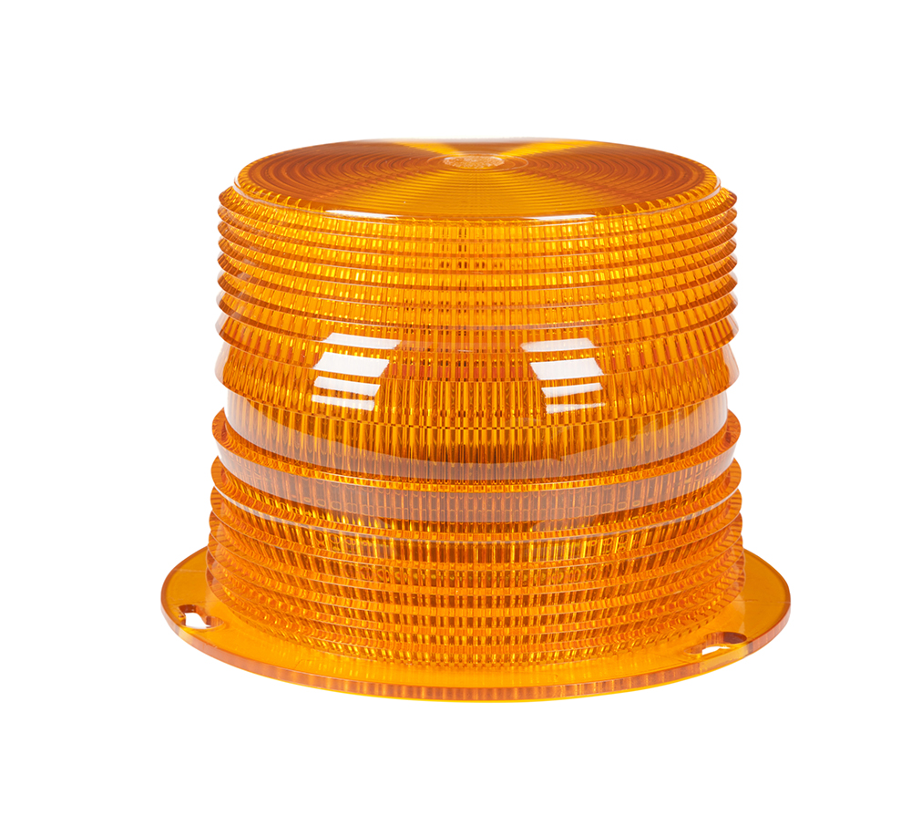 98253 – Warning & Hazard LED Beacon Internal Replacement Lens, Amber