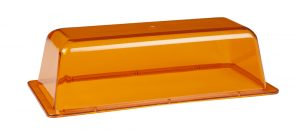 98373 – Warning & Hazard Mini Light Bar Replacement Lens, Amber