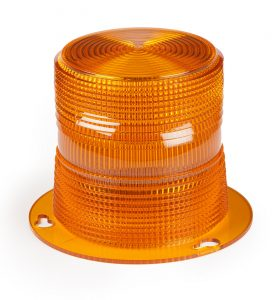 98383 – Warning & Hazard Mini Light Bar Inner Replacement Lens, Amber