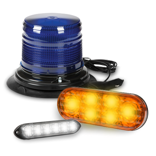 Grote's New LED Warning and Hazard Lights