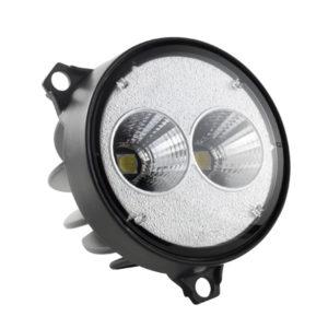 64R51 – T26 LED Work Light, 3000 Lumens, Flush Mount, Far Flood