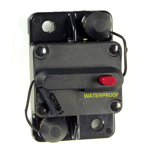 82-2251 – High Amperage Thermal Circuit Breaker, Single Rate, 40A