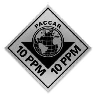 paccar 10ppm