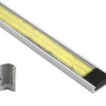 LED Light Strips in Mounting Extrusions
