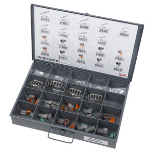 83-6657 – Fleet & Installer Assortment Tray – Deutsch Terminals & Connectors