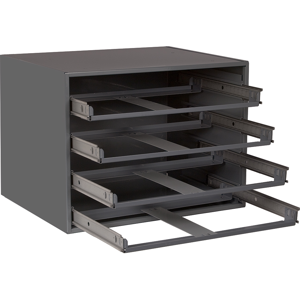 83-6660 – Heavy Duty Storage Rack with Easy Glide Slide Racks