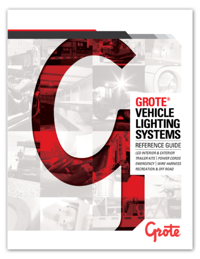 Grote Lighting Reference Guide